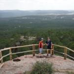 Vistas desde el Alto de la Cruz