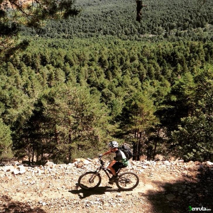 "Bronchales – Orihuela del Tremedal (""Casi Sierra Alta"")"