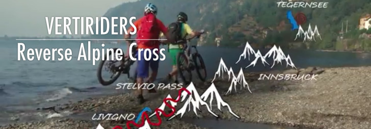 Vertiriders – Reverse Alpine Cross