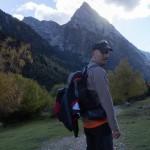 Camino hacia el Refugio Ernest Mallafre