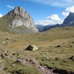 Hacia el Pico Casterau