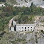 Vista del Fuerte Col de Ladrones