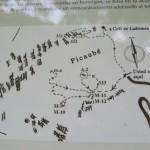 Plano de la linea de bunkers