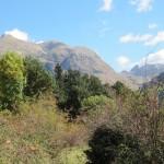 Vista desde la pradera de Gabardito
