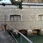 Instalaciones hidráulicas abandonadas