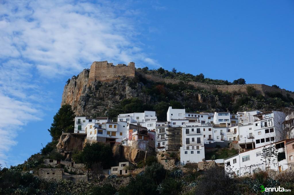 Chulilla y su castillo