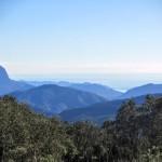 Vistas de la Costa de Benidorm
