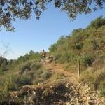 Tramo de PR hacia la ermita de Sant Pascual