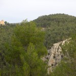 Castell de Barxell y Roca dels Canalons