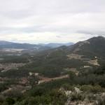 Vista desde La Penya Roja
