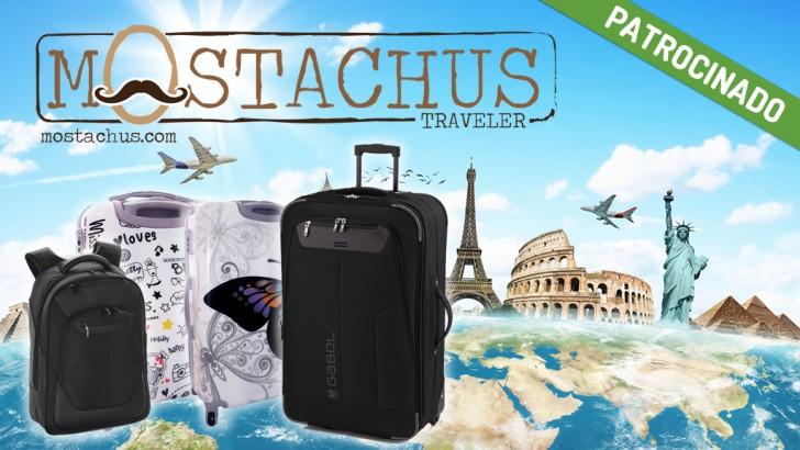 ¿Necesitas maletas?