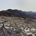 Vista de la Sierra de Gudar