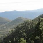 Vista desde el sendero