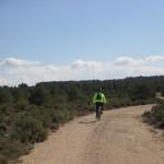 De nuevo ciclamos por pista ancha