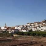 Vista de Bolbaite y su Castillo