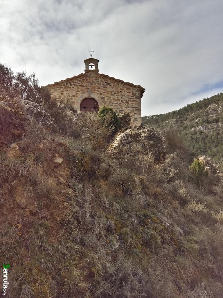 Ermita de San Roque en Alcalá de la Selva