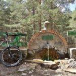 Fuente en el Merendero del Pinar
