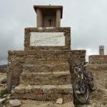 Monumento dedicado a la Virgen de las Nieves