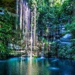 Cenote en Yucatan
