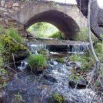 Rio a la salida de Noguera de Albarracín
