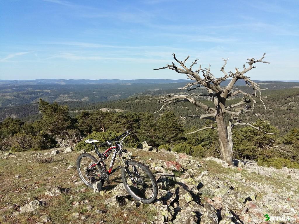 Vista desde Sierra Alta