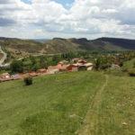 Tramo final de la senda ya en Noguera de Albarracín