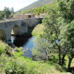 Puente en dirección a el Pozo de las Paredes