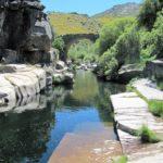 Pozo de las Paredes en la Sierra de Gredos