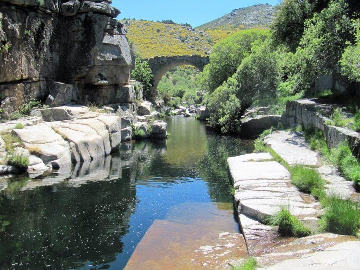Pozo de las paredes y las Chorreras- Sierra de Gredos