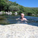 Baño en el Pozo de las Paredes