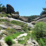 Las Chorreras en la Sierra de Gredos