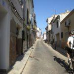 Callejearemos por el casco antiguo camino al Castillo