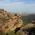 Las formaciones de roca del rodeno son espectaculares