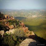 Ermita del Garbí desde el mirador