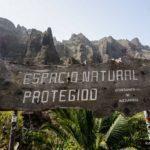 Entramos en el espacio natural protegido