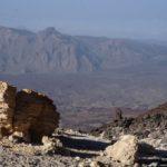 Vistas desde el Sendero Nº 12 al mirador de Pico Viejo