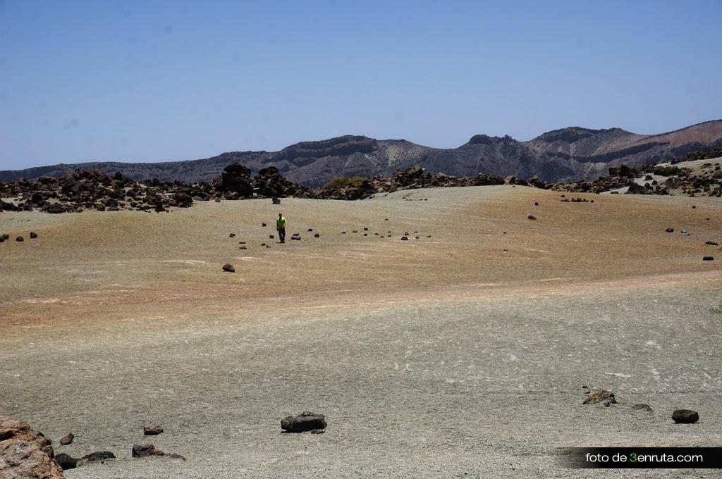 Minas de San José en el Parque Nacional del Teide