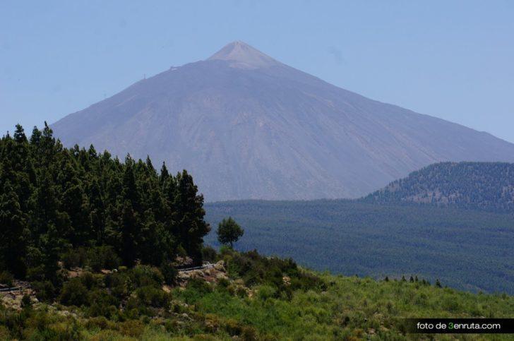 Pico del Teide y Mirador de Pico Viejo en Teleférico