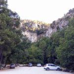 Parking del nacimiento del Rio Mundo