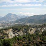 Vistas del Ull del Moro desde el sendero