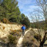 Senda hacia el Barranc de Xirillent