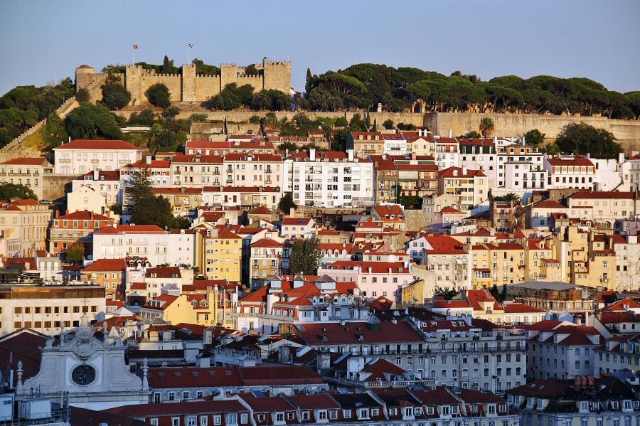 Vista desde el San Pedro de Alcántara