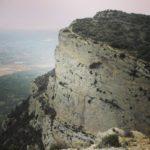 Cortados de la cara sur de la Sierra del Cid