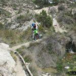 Sendero por el Barranc del Badallet