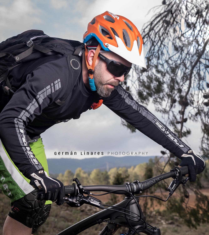 Probando las Siroko Tech K2 sobre la bici