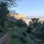 Seguimos camino hacia las murallas de poniente
