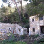 Casa abandonada que encontraremos en el camino