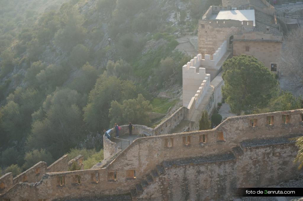 Vistas desde el Castell Menor