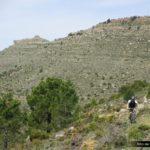 Descenso desde la ermita de Santa Isabel por el Barranco de las Fuentes