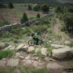 Barranco de las Fuentes hacia los Ibañez Bajos